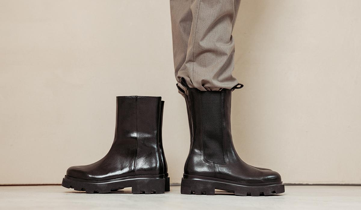 VIA VAI chunky boots