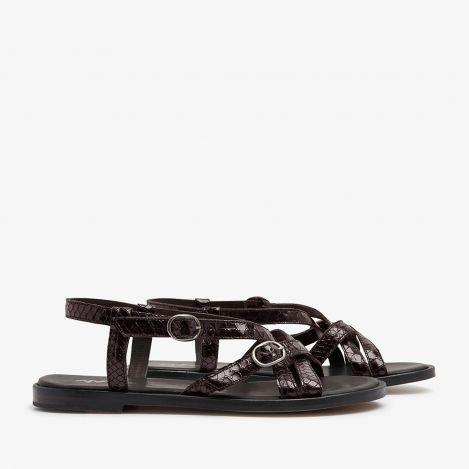 Harita Park brune sandaler