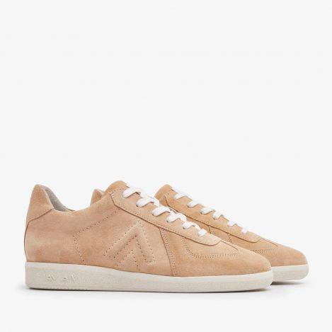 Nilla Sleek beige sneakers