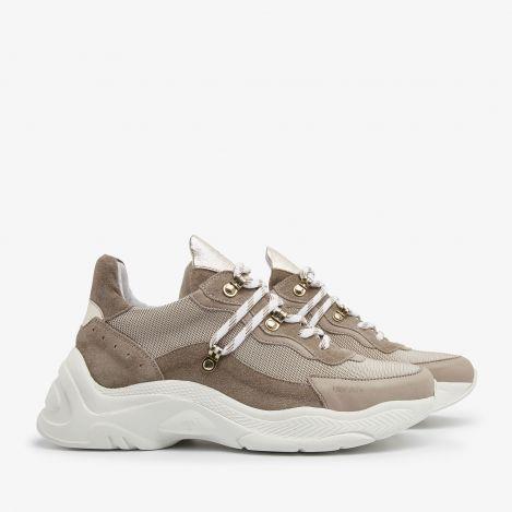 Raya Breeze bruine sneakers