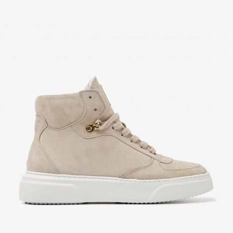 Juno Lee beige sneakers