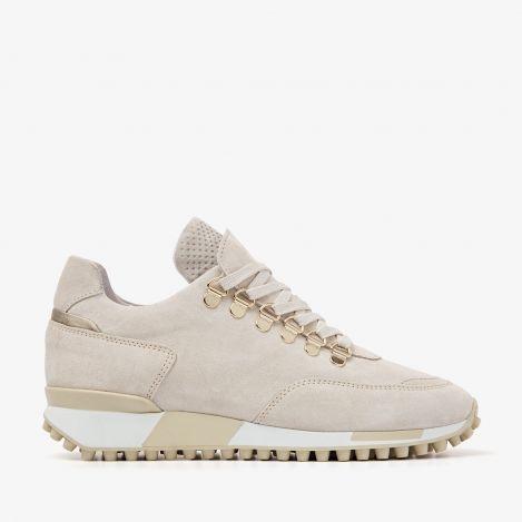 Giulia Bold beige sneakers