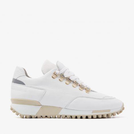 Giulia Bold white sneakers