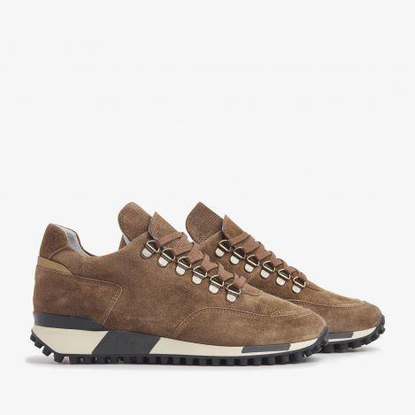 Giulia Bold brown sneakers