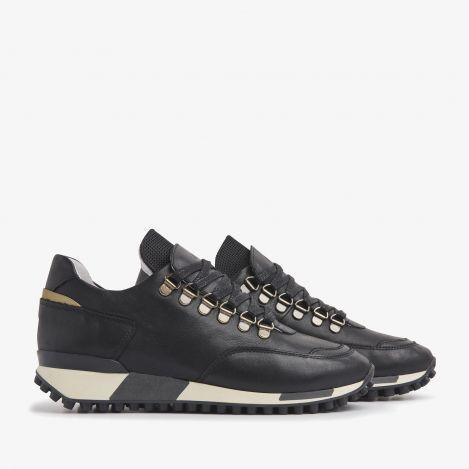 Giulia Bold black sneakers