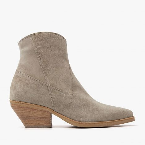 Jil West grey ankle boots