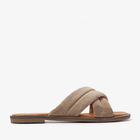 Harita Liv beige slippers