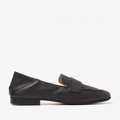 Indiana Cleo zwarte loafers