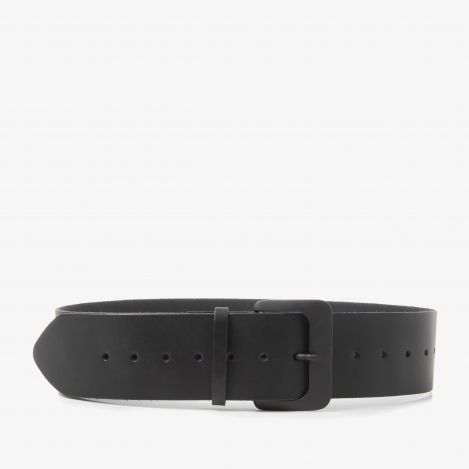 Zoe Rebel black waist belt