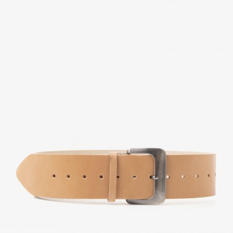 Zoe Rebel beige waist belt