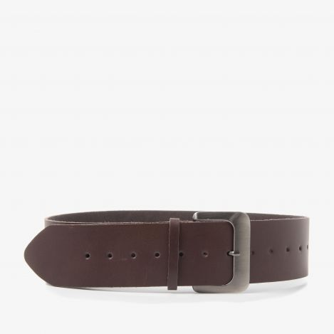 Zoe Rebel brown waist belt