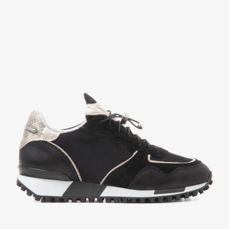 Giulia Blaze black sneakers