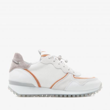 Giulia Blaze white sneakers