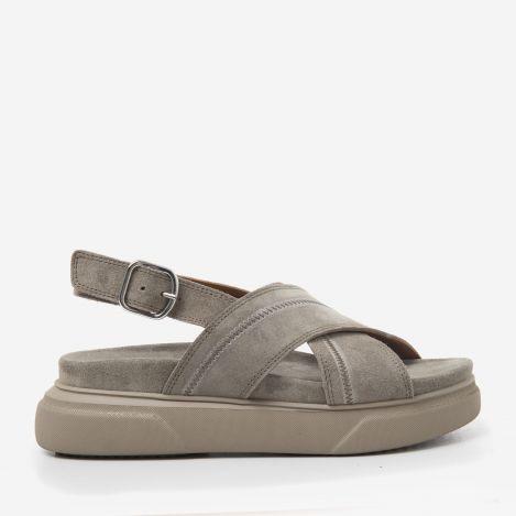 Maddison Daze grijze sandalen