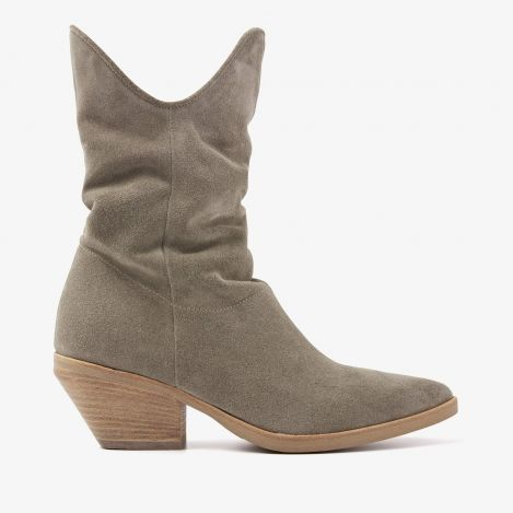 Jil East grey ankle boots