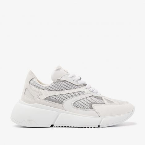Celina Luxx witte sneakers