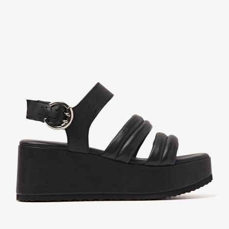 Sissel Flo black sandals