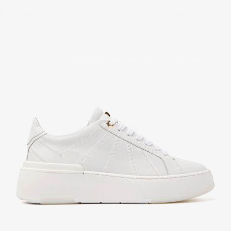 Jessy Mae white sneakers