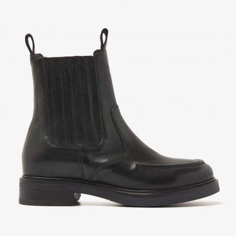 Johanna Vance sorte chelsea støvler
