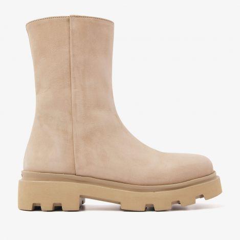 Livia Brooke beige boots