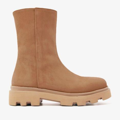 Livia Brooke cognackleurige boots