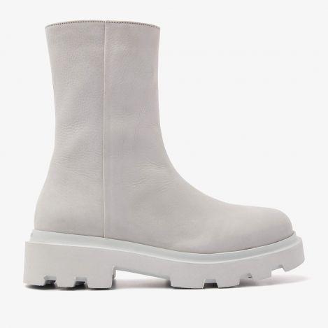 Livia Brooke grijze boots