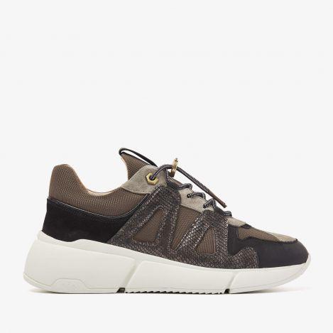 Celina Jace grønne sneakers