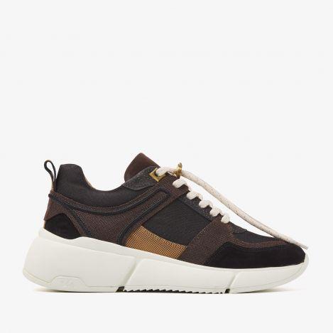 Celina Josh black sneakers