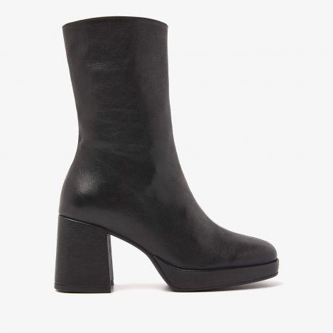 Lilla Seven sorte ankelstøvler