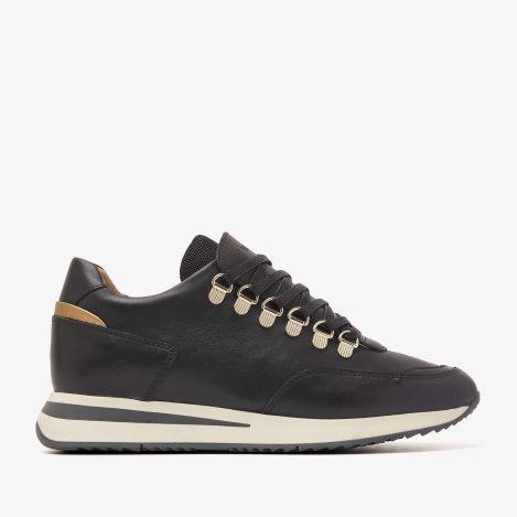 Nora Sade black sneakers