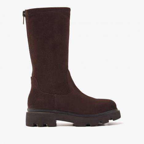 Livia Shay brune høje støvler