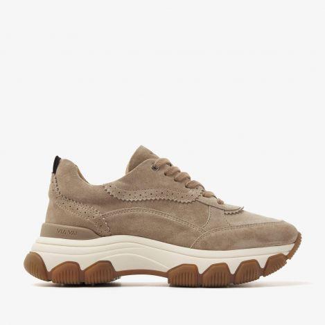 Coco Tess beige sneakers