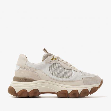 Coco Tye beige sneakers