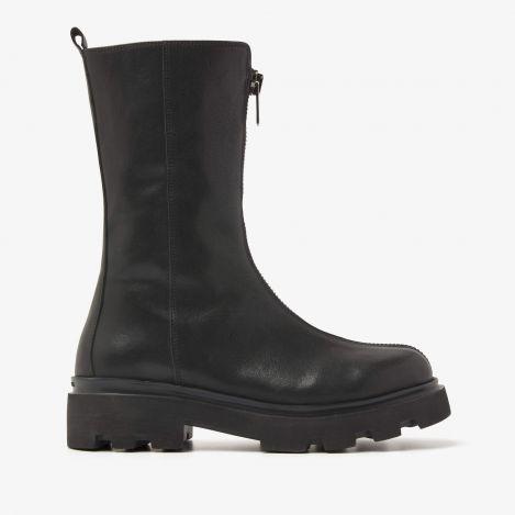 Livia Blair zwarte biker boots