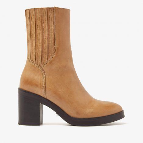 Taara Sid brune ankelstøvler