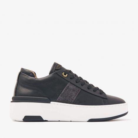 Jessy Stripe zwarte sneakers