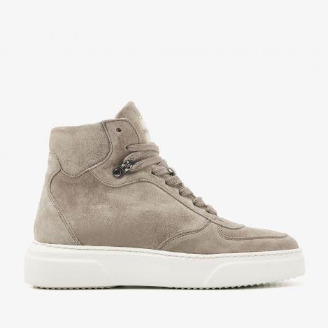 Juno Lee grijze sneakers