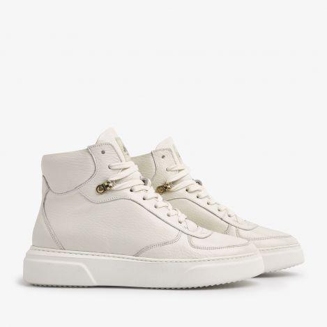 Juno Lee hvide sneakers