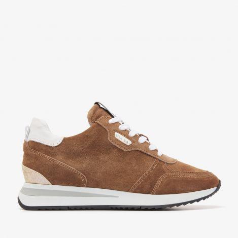 Nora Sam brune sneakers