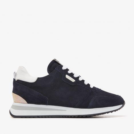 Nora Sam blå sneakers