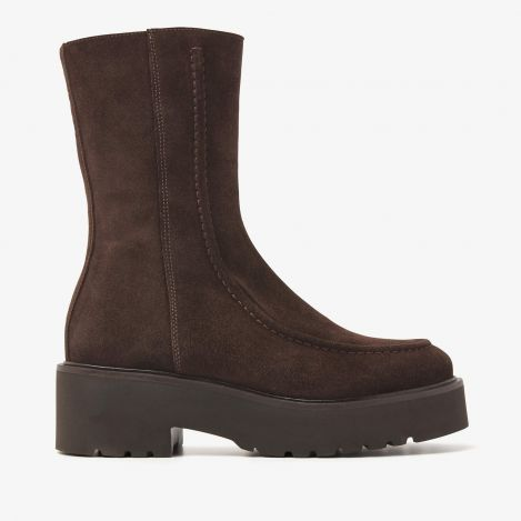 Bobbi Mint bruine boots