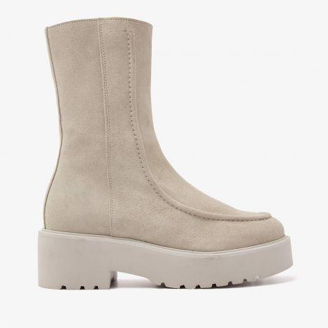 Bobbi Mint beige støvler