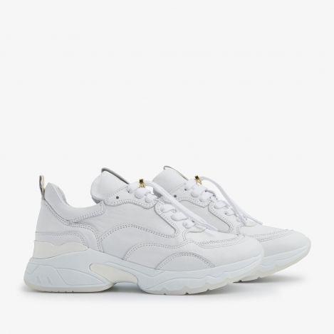Zaira Fae hvide sneakers
