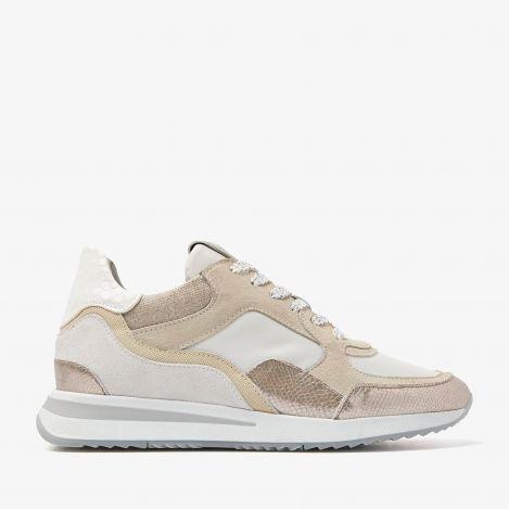Nora Sooth beige sneakers
