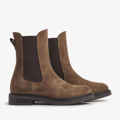 Johanna Vibe brown chelsea boots