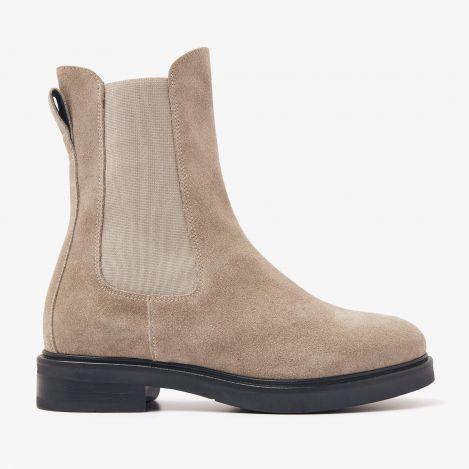 Johanna Vibe grey chelsea boots