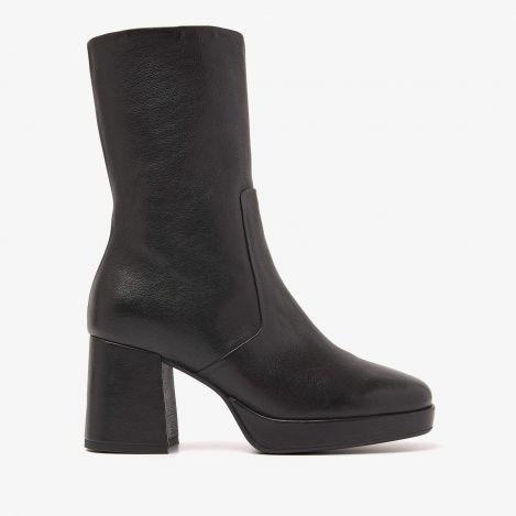 Lilla Flair sorte ankelstøvler