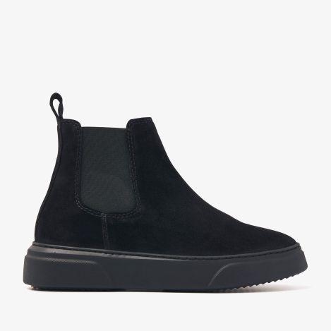 Juno Levy sorte chelsea støvler