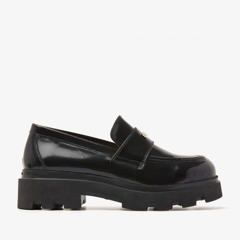Livia Gwen zwarte loafers