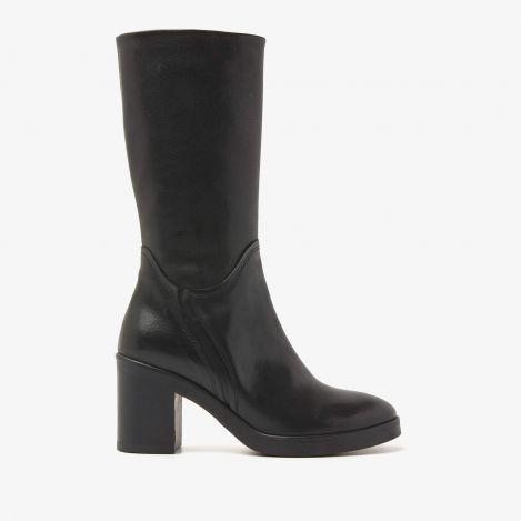 Taara Stace zwarte halfhoge laarzen